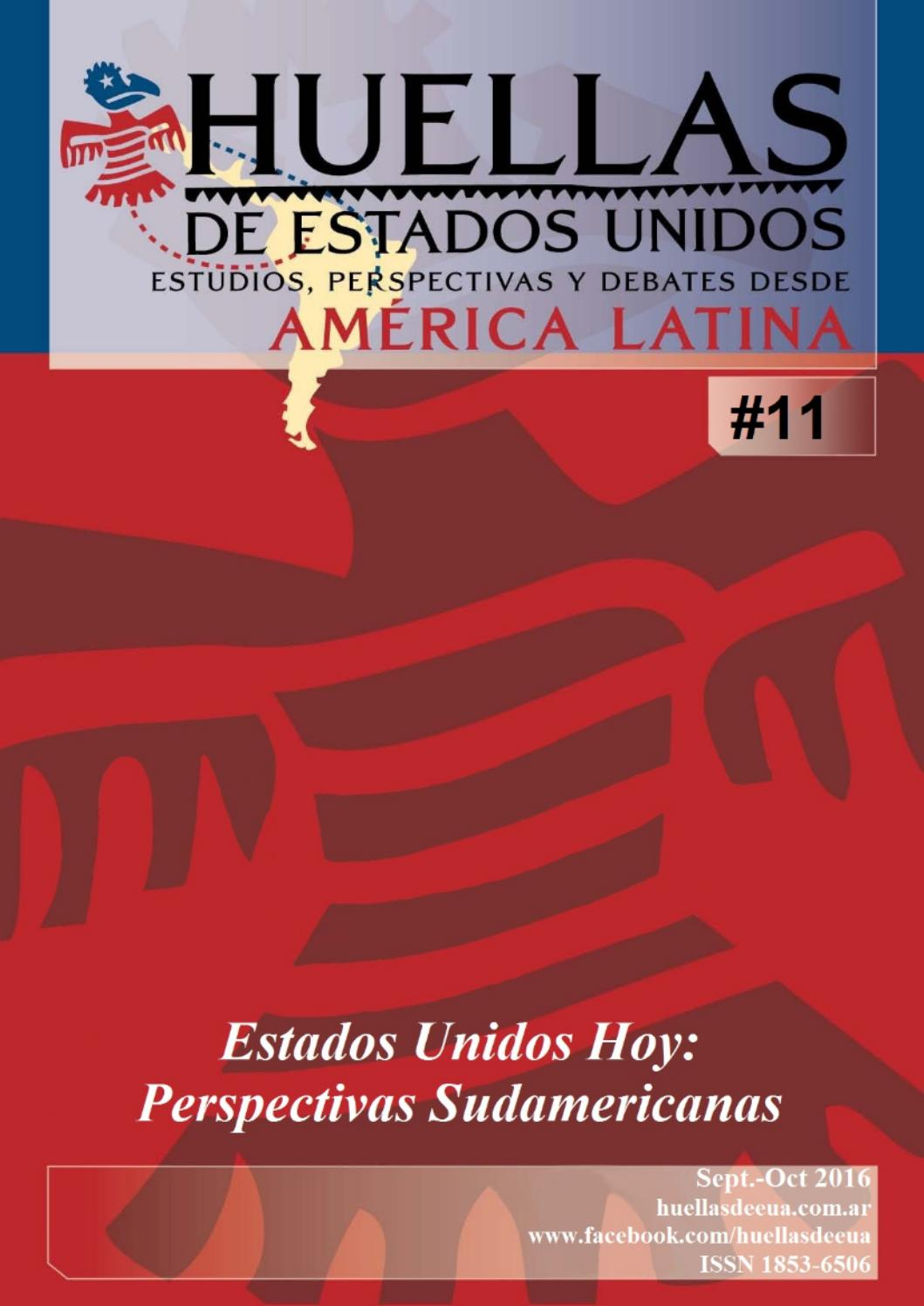 Huellas de Estados Unidos: Estudios, perspectivas y debates desde ...