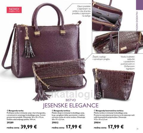 Výsledok vyhľadávania obrázkov pre dopyt burgundy shoulder bag Oriflame