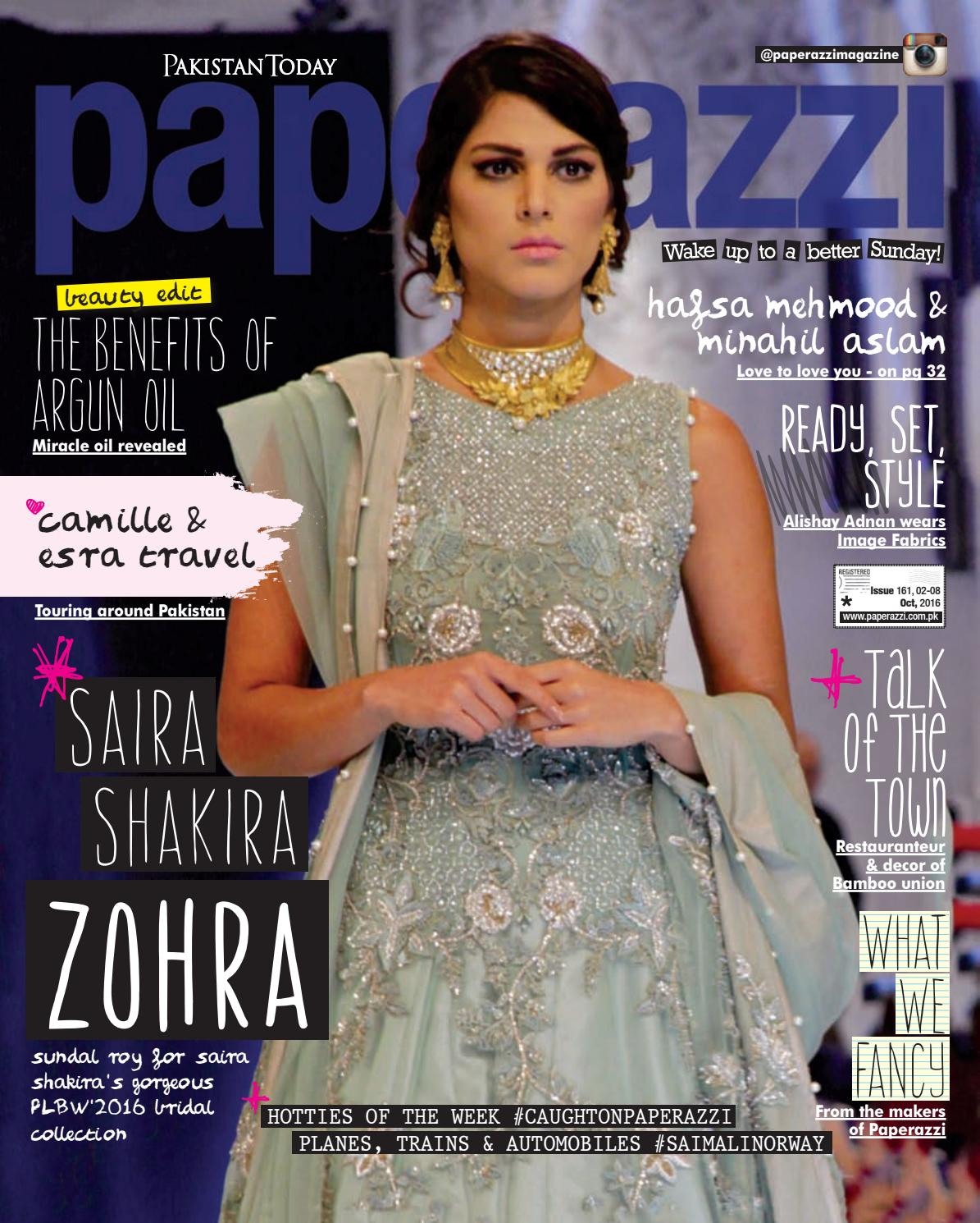 Pakistan Today Paperazzi Issue S 161 October 2nd 2016 By Pakistan Today Issuu