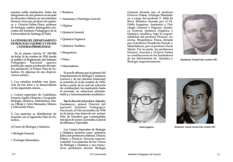 Historia de los departamentos en los 80 años IPC by Dra. Belkys ...