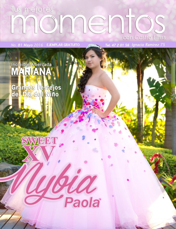 Rev 81 Mayo 2016 by Revista Tus Mejores Momentos - issuu