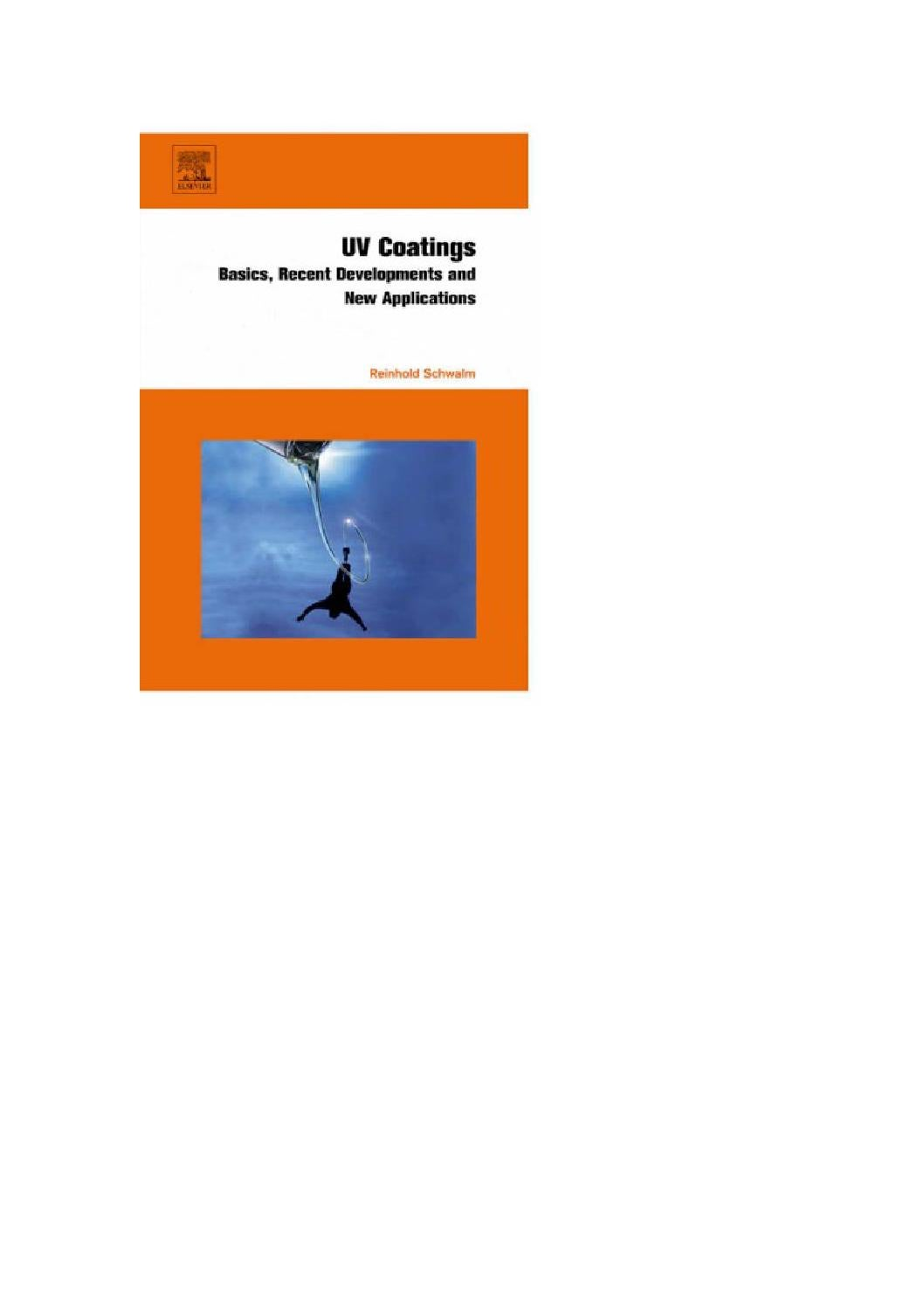 Uv Coatings Basics Recent Developments And New Applications By Ema Voltage Divider Calculator For Dc Circuits With Load At Globalspec Gladiola Valencia May Issuu