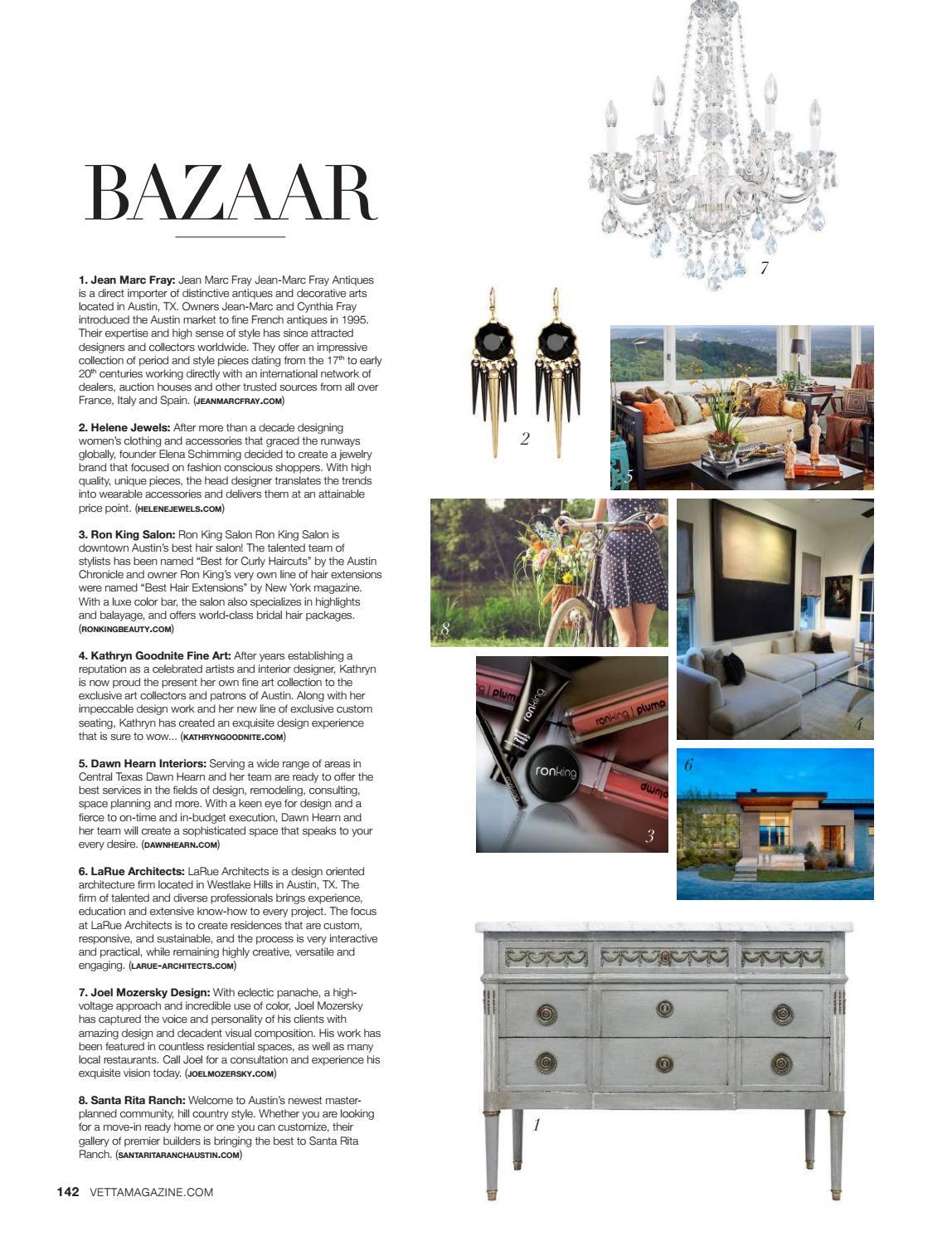 Vetta February April 2015 By Vetta Magazine Issuu