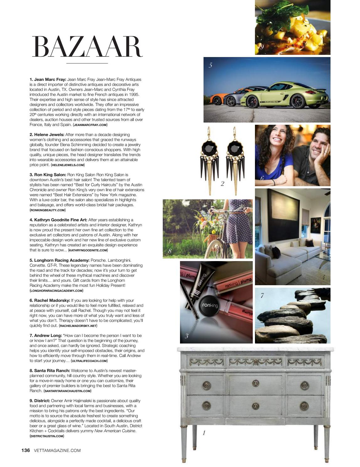Vetta May June 2015 By Vetta Magazine Issuu