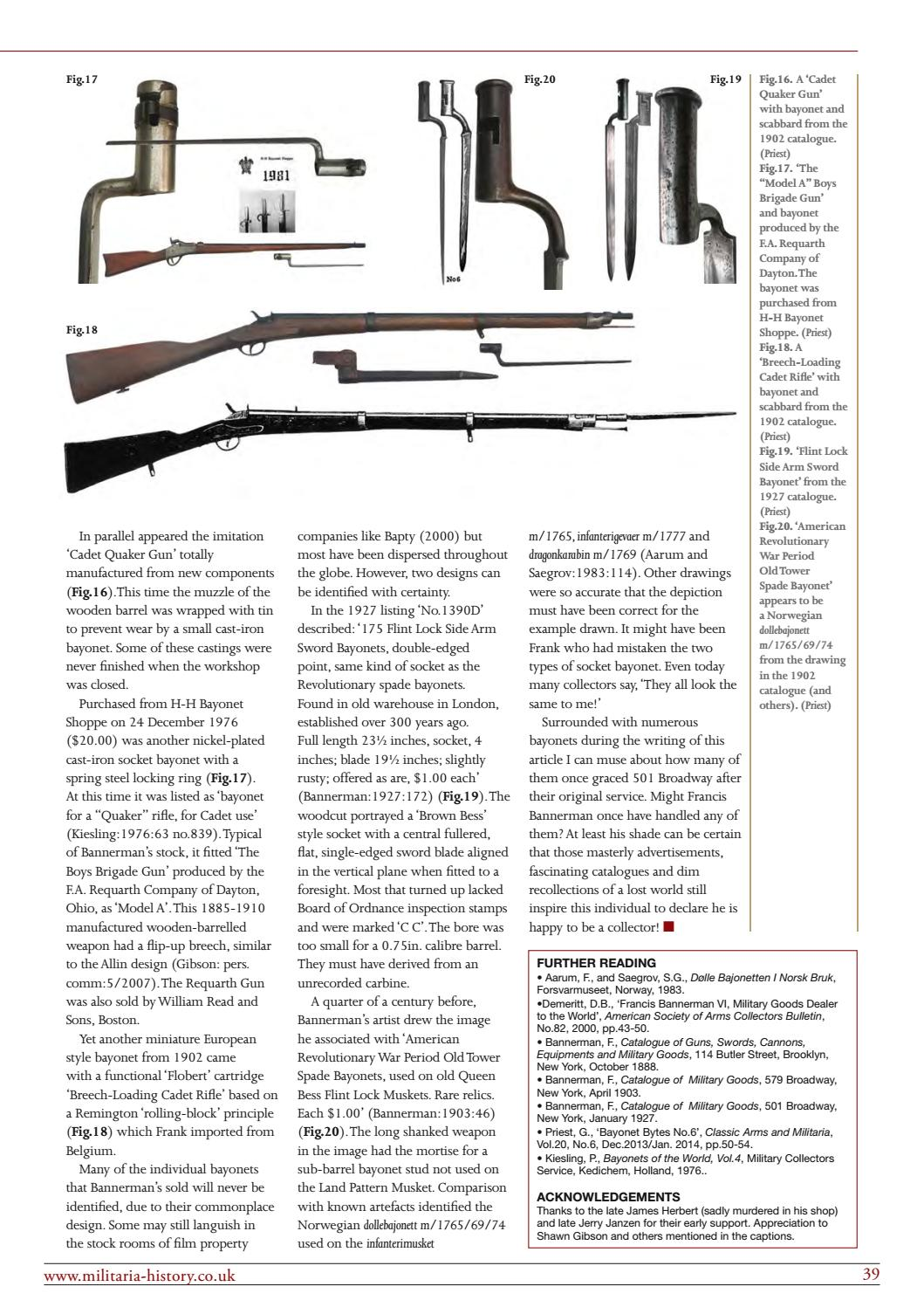 Classic arms & militaria august september 2016