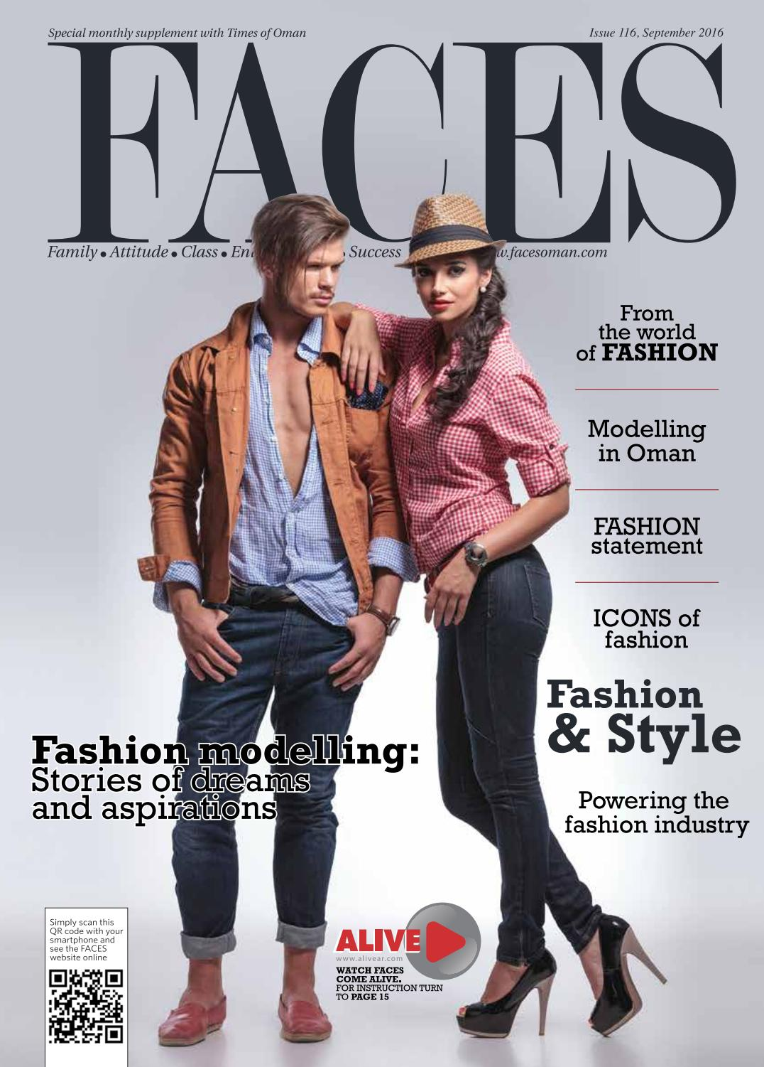 FACES Issue No  116 by FACES OMAN - issuu