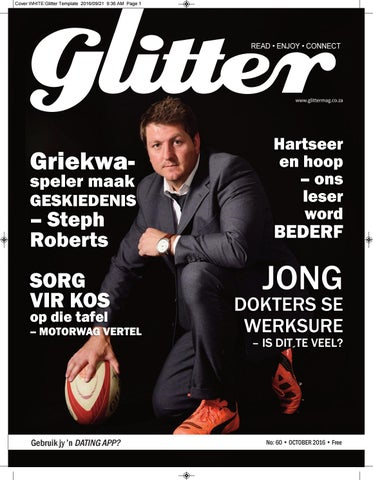 "Cover of ""Glitter october 2016"""