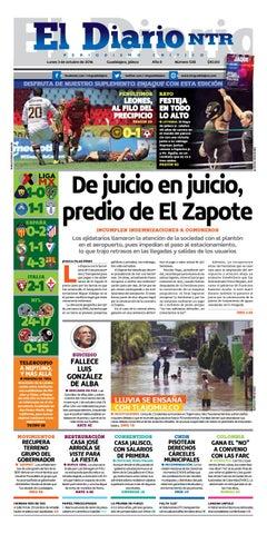 El Diario NTR 538 by NTR Guadalajara - issuu eb7065cf824