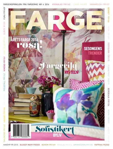 579d793c Farge 4 by Fargerike Norge - issuu