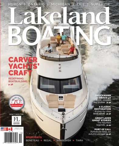 October 2016 by Lakeland Boating Magazine - issuu
