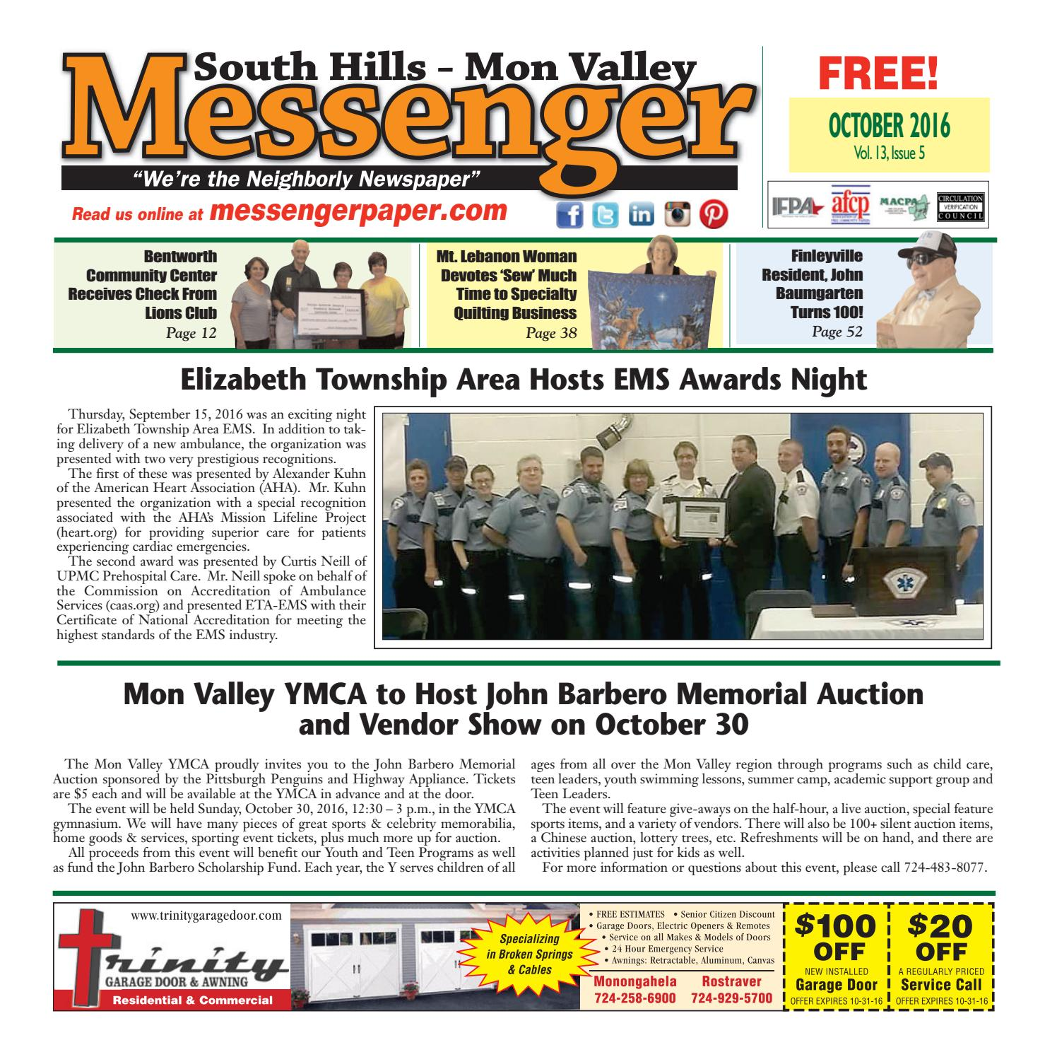 South hills mon valley messenger october 2016 by south hills mon south hills mon valley messenger october 2016 by south hills mon valley messenger issuu fandeluxe Images