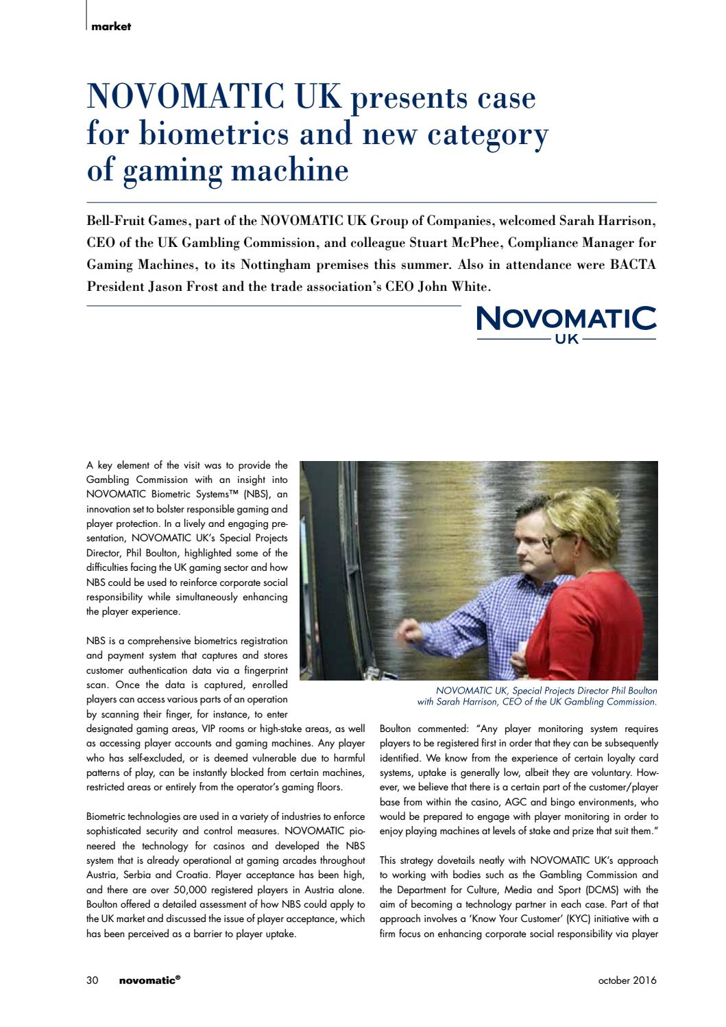 novomatic® – the world of gaming / issue 20 english & german by ...