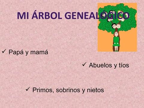 Trabajo practico arbol genealogico by gina - issuu