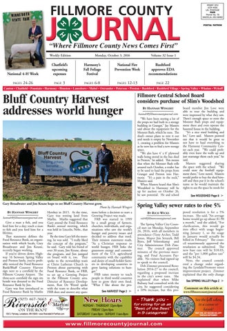 Fillmore County Journal 606060 By Jason Sethre Issuu Inspiration Quotes Down Load From Steven Achton