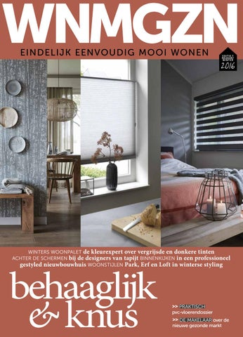 a67d07a359c88d Woonmagazine najaar winter 2016 home made by designstudio zaandam by ...