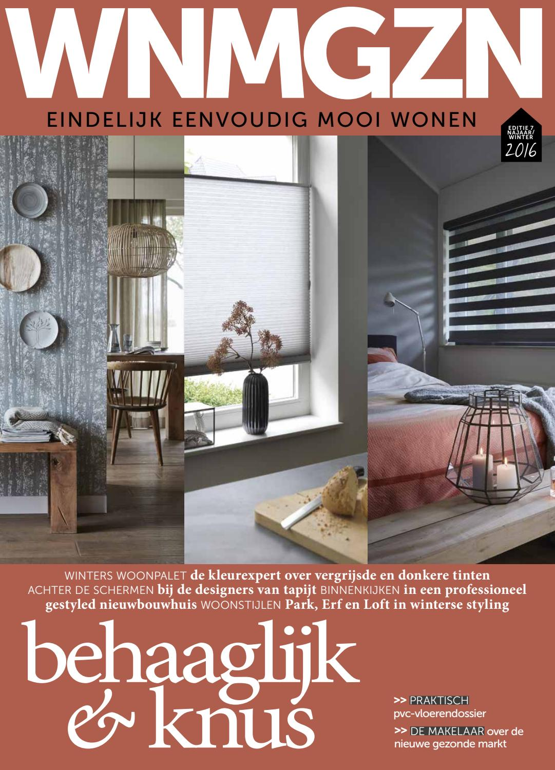 woonmagazine najaar winter 2016 home made by ree heemstede by home