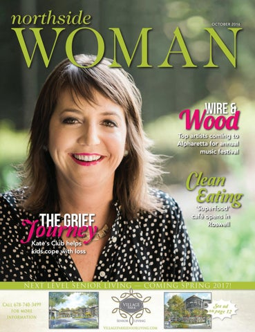Northside Woman October 2016 By Appen Media Group Issuu