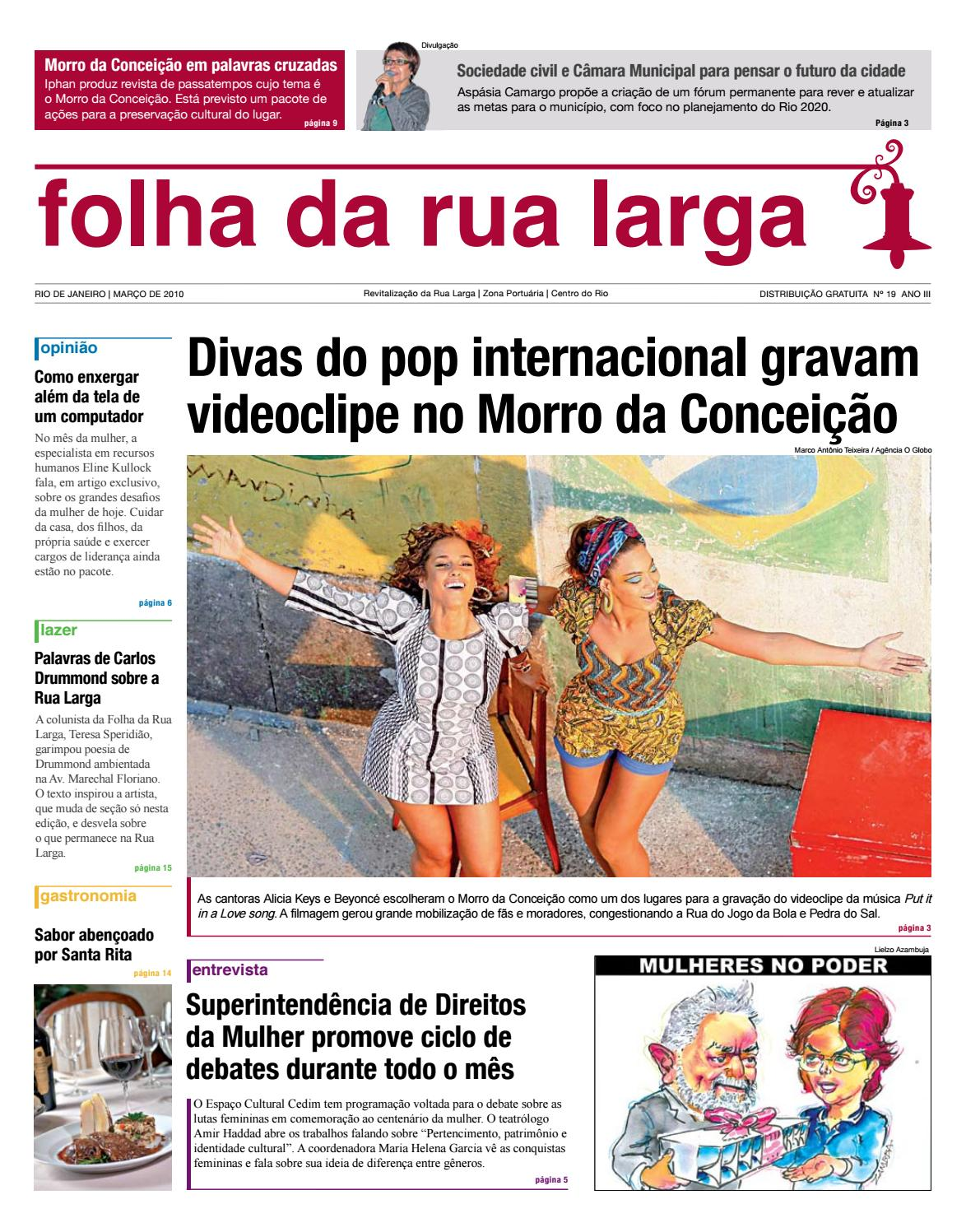 8db4bebe913 Folha da Rua Larga Ed.19 by Instituto Cultural Cidade Viva - issuu