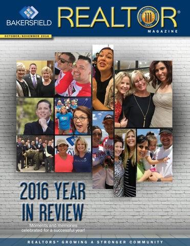 bakersfieldrealtor org Realtor® Magazine October November 2016 by Bakersfield Association ...