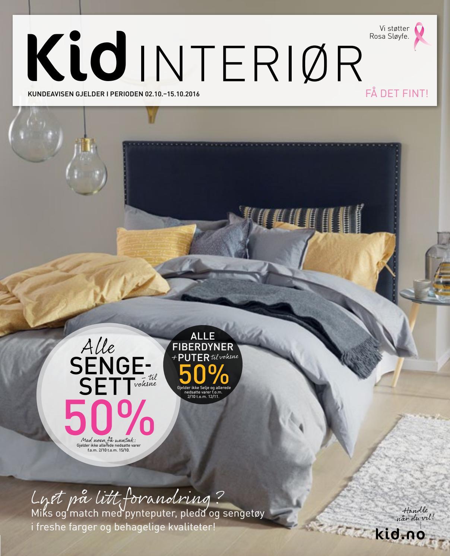 Enormt Kundeavis uke 40-41 by Kid Interiør - issuu KT-45
