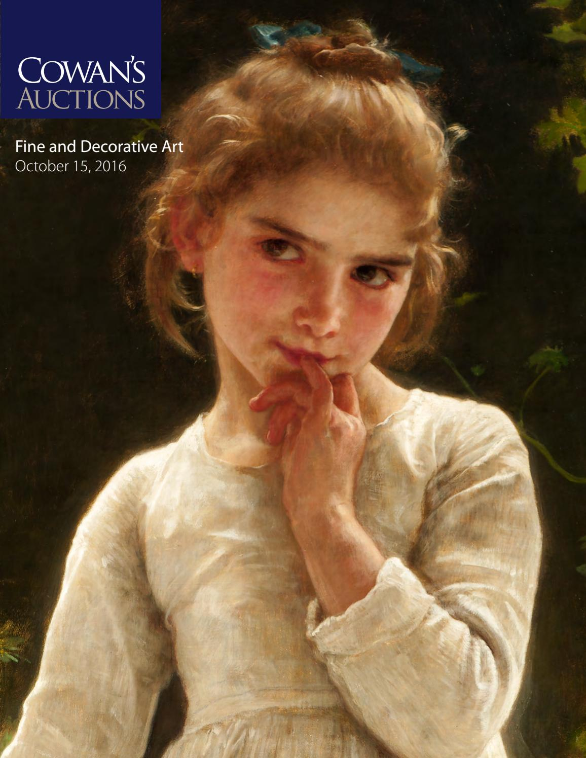 Bouguereau The Crab 1869 Framed Canvas Print Repro 20x24