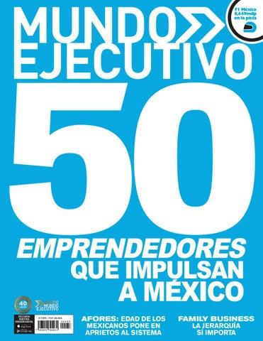 Mundo Ejecutivo. Octubre by Grupo Internacional Editorial - issuu d2e98ffe4fd3
