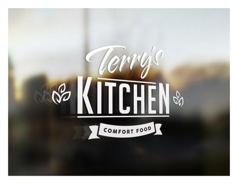 Terry S Kitchen On Da Hill Branding Study By Chikamura