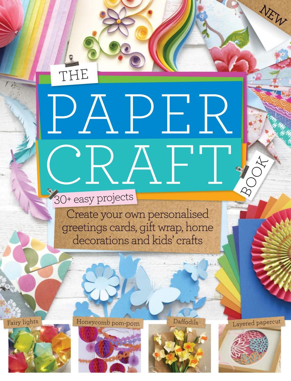 Paper Craft Books Pdf