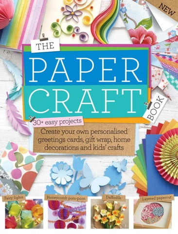 The Paper Craft Book R By Foto Kids Issuu