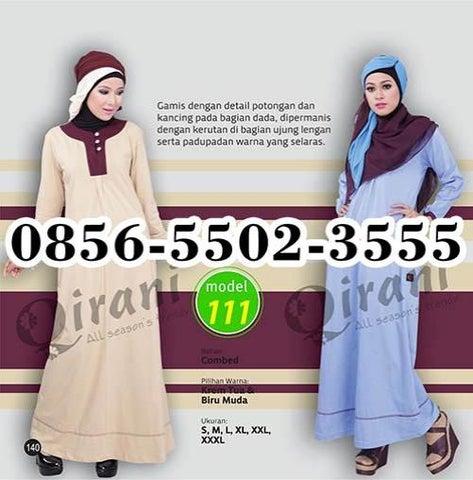 Hp 0877 5902 8553 Gamis Qirani Rumah Madani By Widarsih Ariska Issuu