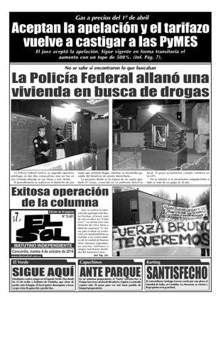 Diario El Sol (Martes 04 octubre 2016) by Diario El Sol - issuu dd6745d080b29