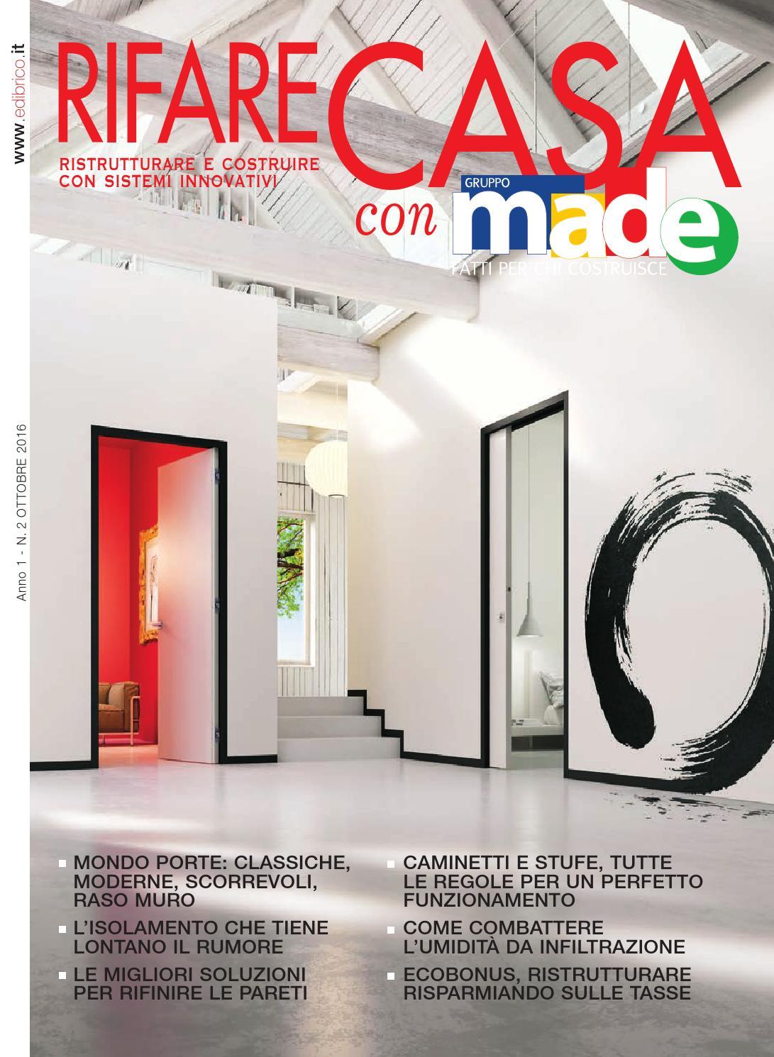 Rifare con made 2 by gruppo made issuu for Costruire casa risparmiando