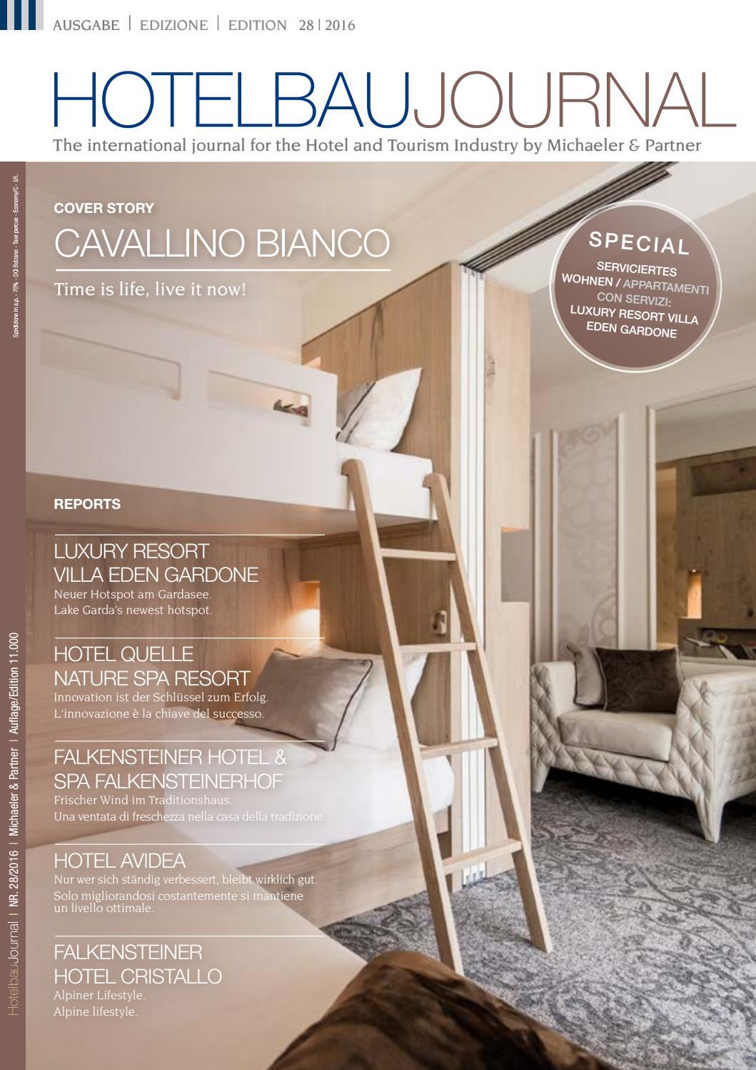 M&P Hotelbaujournal Nr. 28 (September 2016) by Michaeler ...