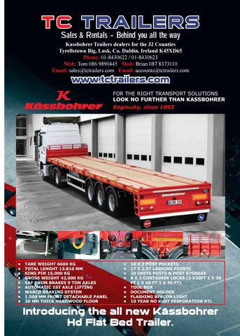 12afd73c63bbca TC TRAILERS Sales   Rentals - Behind you all the way