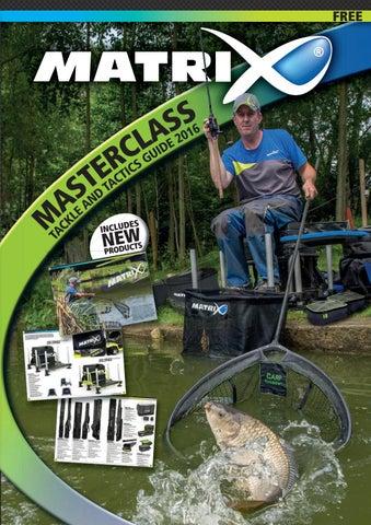Matrix SW Feeder Hooks All Sizes Coarse Match Fishing