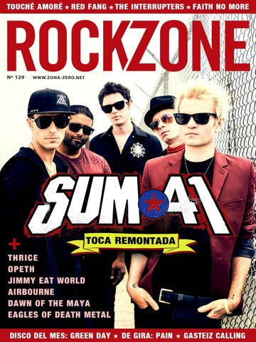 outlet store 3b3bc d2fb0 RockZone 129 by ROCKZONE - issuu