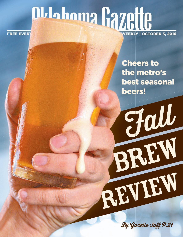 327627b1 Fall Brew Review by Oklahoma Gazette - issuu