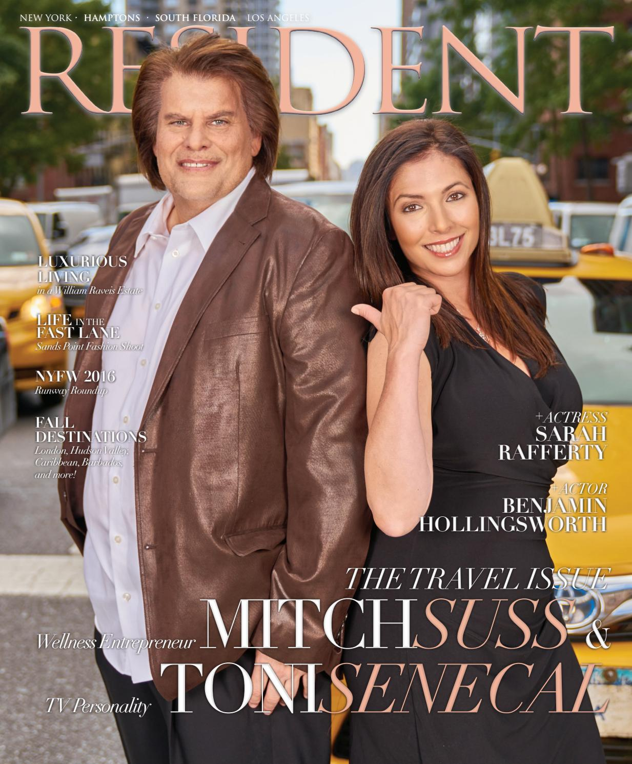 71b2a36d675d64 Resident Magazine October 2016 Issue (Hamptons Cover) by Resident ...