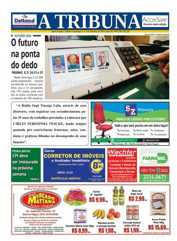 Jornal a tribuna 1º e 2 de outubro de 2016 by Jornal A Tribuna ... ad76f682ddd