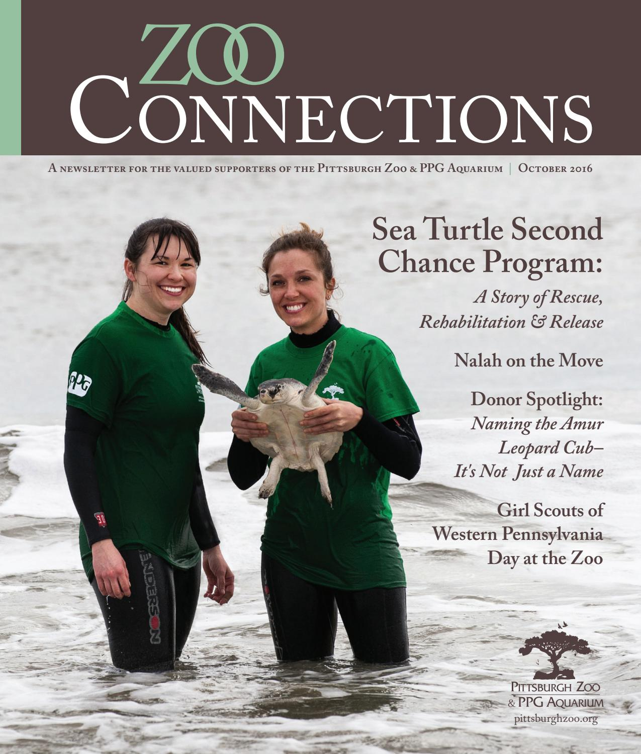 Zoo Connections - October 2016 by Pittsburgh Zoo & PPG ...