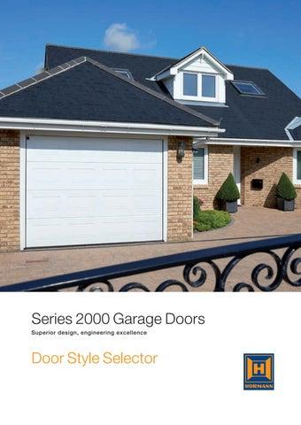 Hormann Garage Door Selector By 1st 4 Garage Doors Issuu
