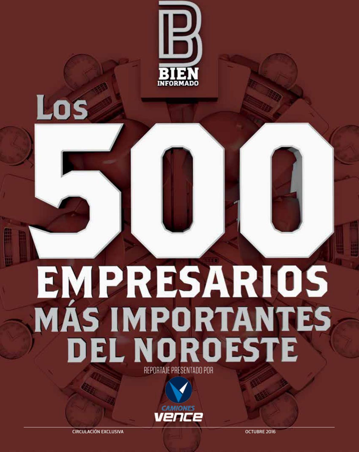 Bien Informado Baja California Octubre 16 By Bien Informado  # Muebles Simental Guamuchil