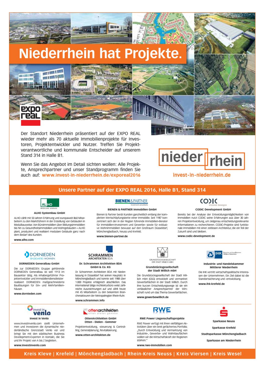 Messezeitung Mittwoch By Immobilien Zeitung Verlagsgesellschaft Mbh