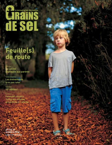 Grains de Sel n°114 - octobre 2016 by Grains de Sel - issuu d08c515694c