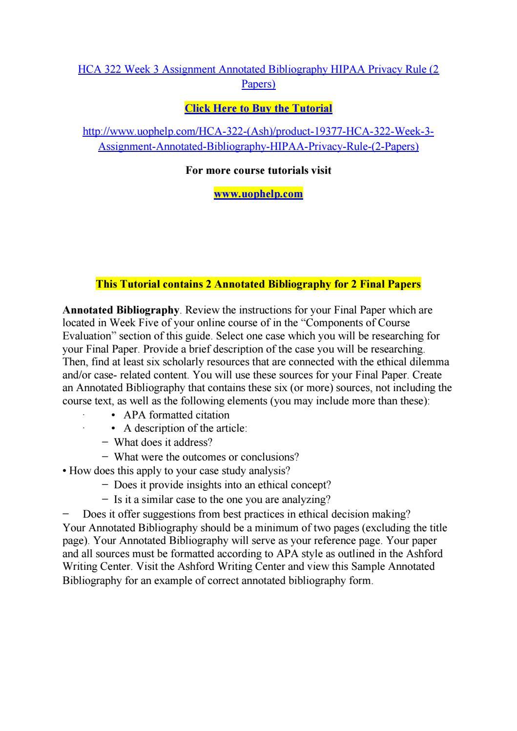 HCA 322 EDU Successful Learning/hca322edu.com