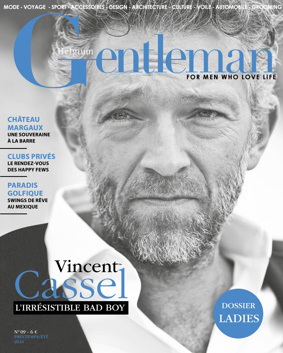c0c05117530e4d Gentleman 09 FR by gentlemanmag.be - issuu
