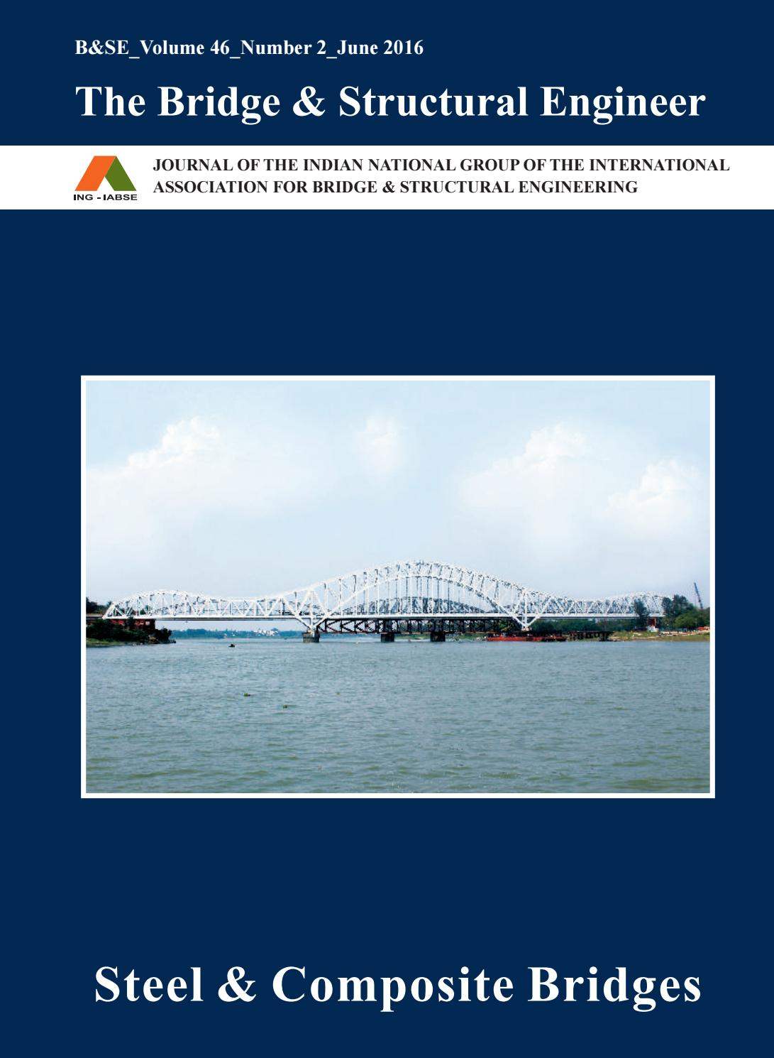 The Bridge And Structural Engineer By Iabse Issuu Warren Truss Diagram First Was Probably A
