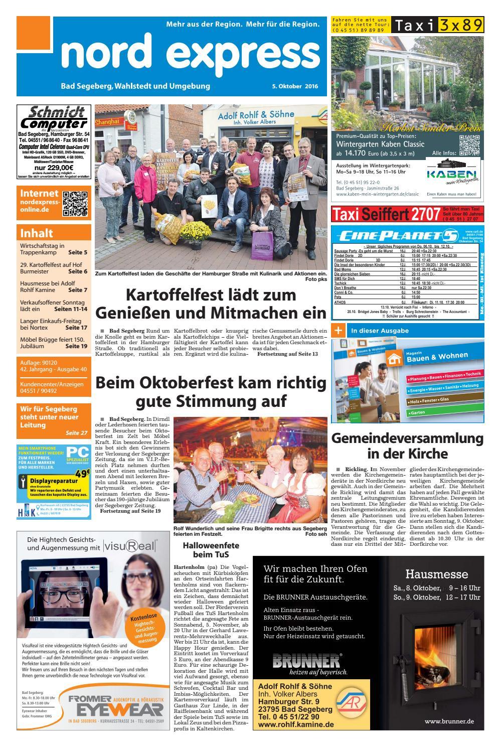 Nortex Neumünster Verkaufsoffener Sonntag