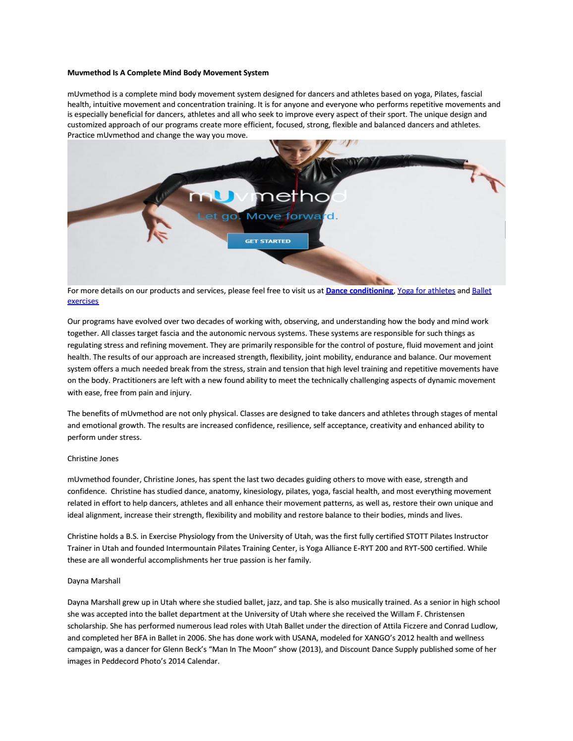 Benefits of mindfulness and meditation part 2 by mUvmethod
