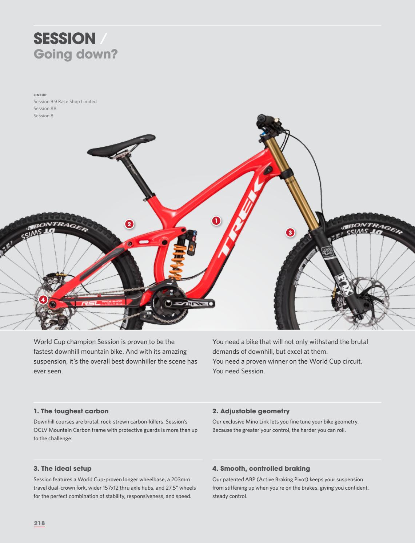 Catalogo Trek 2017 by BikeMTB net - issuu